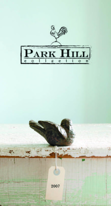 Park Hill Collection 2007 Catalog