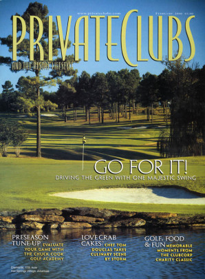 Private Club Magazine