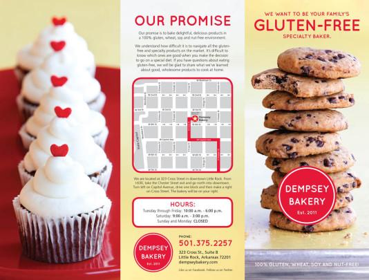 Dempsey Bakery Brochure