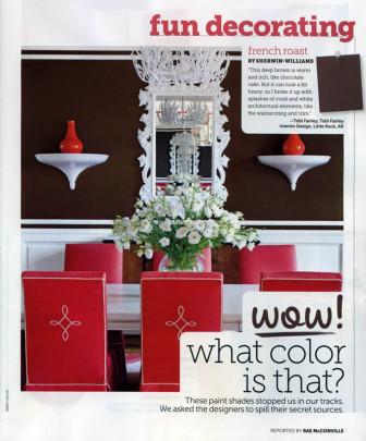 HGTV Magazine 2012