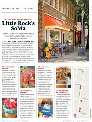 Southern Living 2014 SOMA Neighborhood