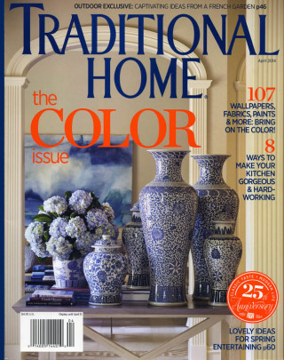Traditional Home Magazine 2013