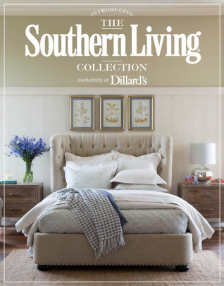 Southern Living for Dillards Home Collection 2015