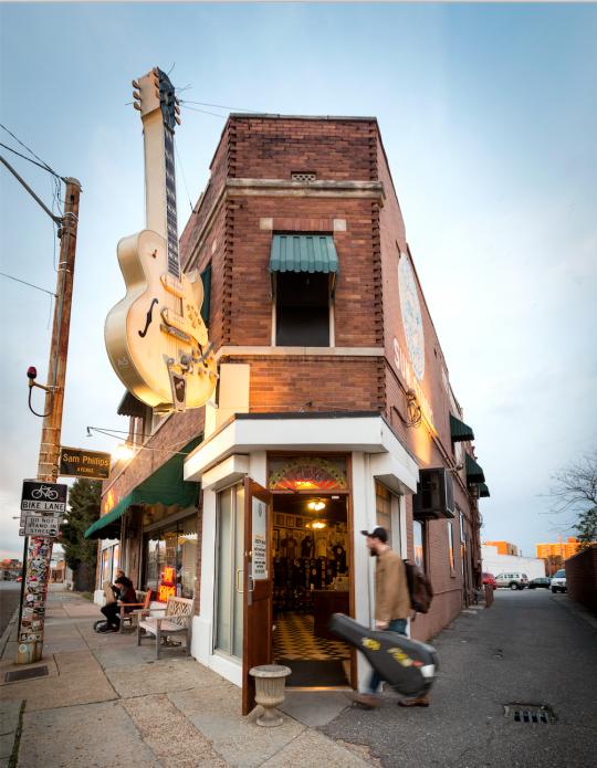 Sun Studios - Memphis, TN